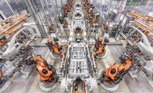 Operaciones en una planta de fabricación