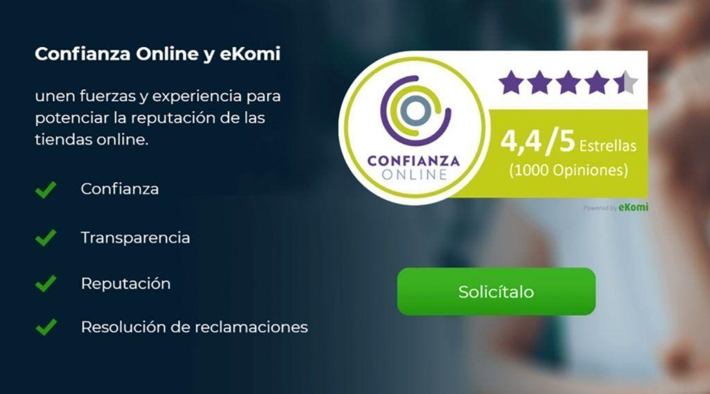 Alianza entre Confianza Online y eKomi