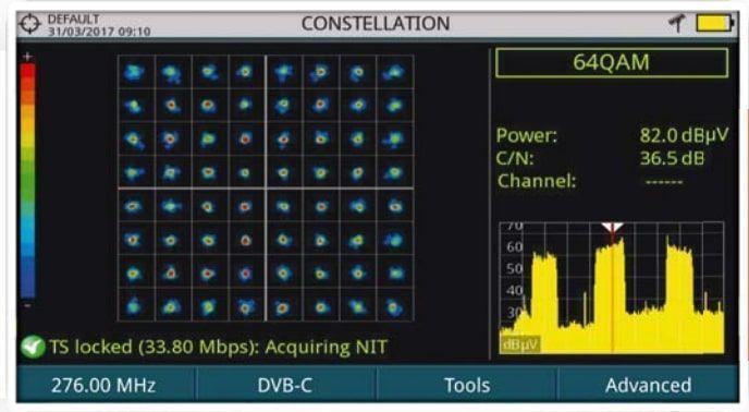 Constelación 64QAM