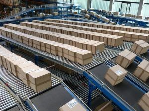 conveyor o cinta transportadora
