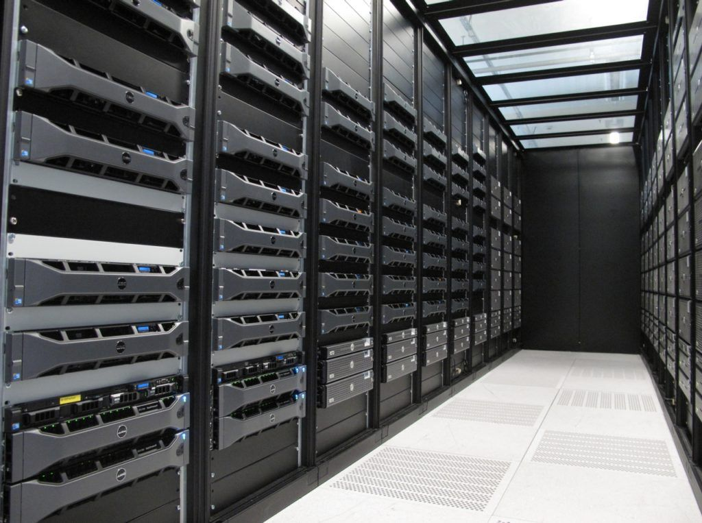 Data center Dell
