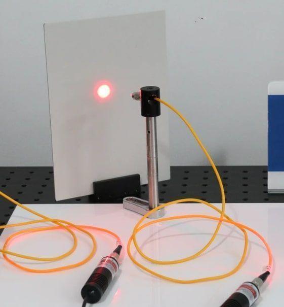 laser fibra optica