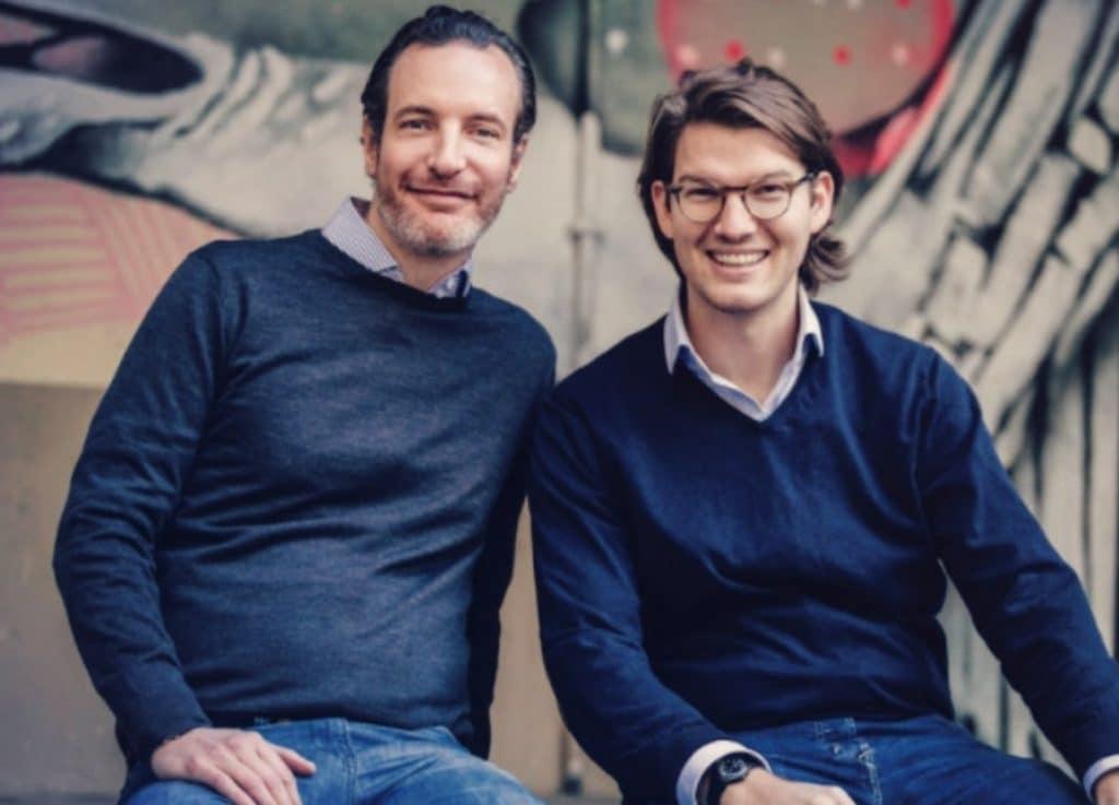Maximilian Tayenthal y Valentin Stalf, Fundadores del Banco N26