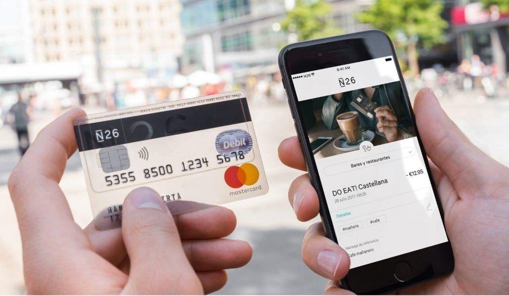 APP y Tarjeta de débito N26