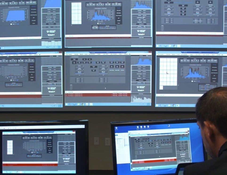Sistemas HMI Scada para supervisión