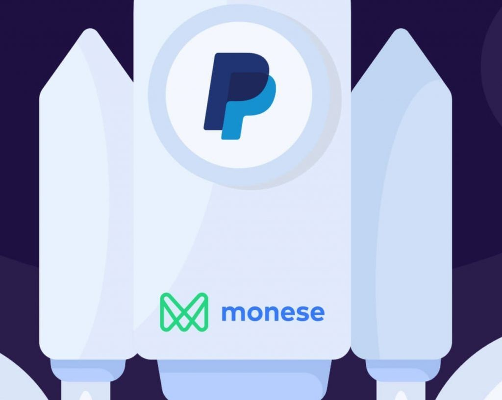 Partnership entre Monese y Paypal