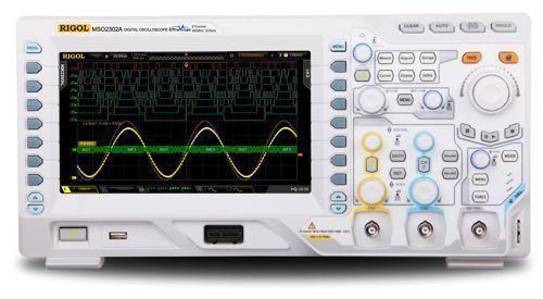 Osciloscopio Rigol 2000