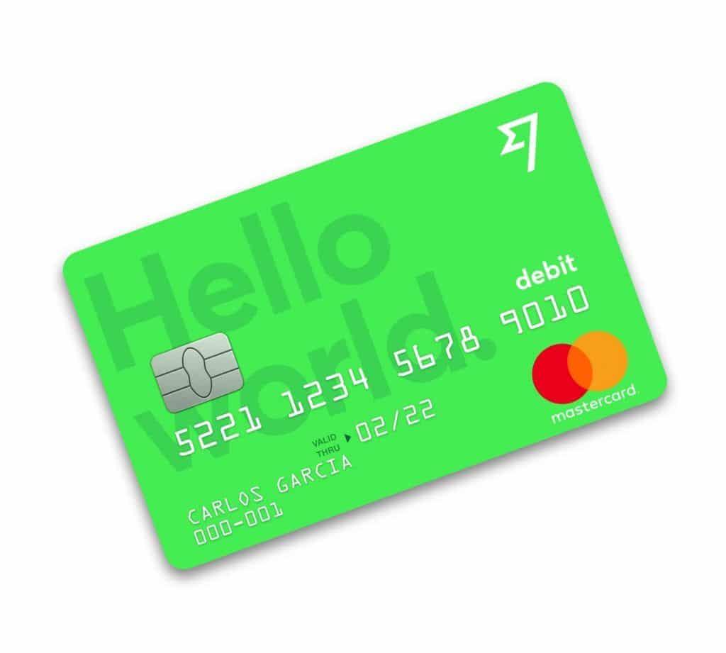 Transferwise Debit
