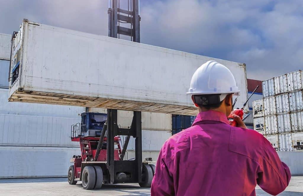 El transitario permite externalizar las operaciones logísticas de import-export